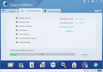 Glary Utilities Pro 3.3.0.112 Final + Serial | Free Download
