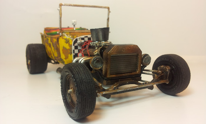 Ford T-Bucket 1925 Rat Rod 20150712_001805