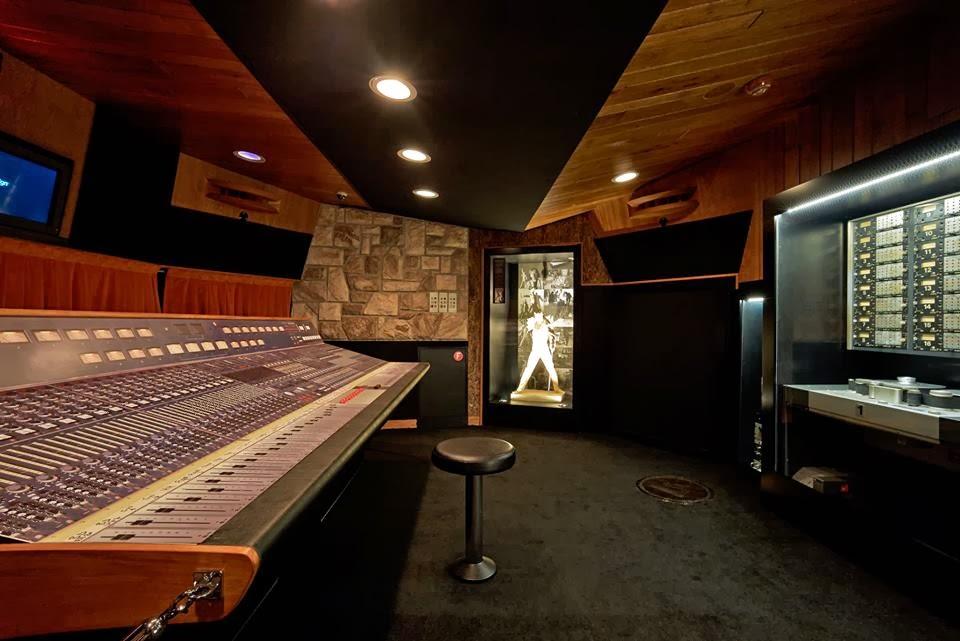 Breaking news il 2 dicembre tutti a montreux negli studi di registrazione dei queen - Studio di registrazione in casa ...