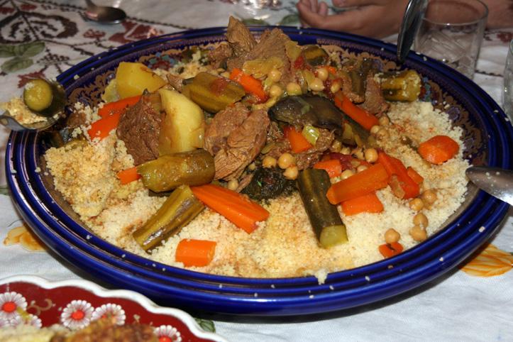 Couscous alg rien cuisine algerienne - Recette de cuisine algerienne traditionnelle ...