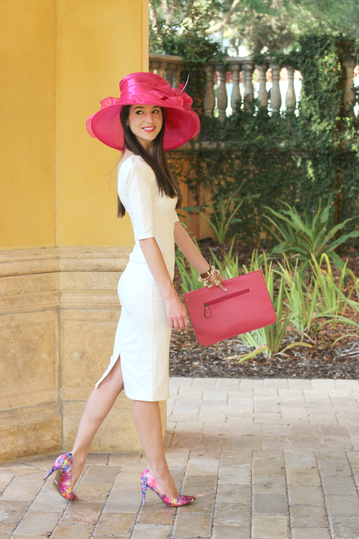 Derby Day, Kentucky Derby, Derby Day Fashion, Derby Hat, Fashion, Southern Style, OOTD