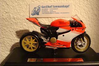 NEU !! New !! Ducati Panigale 1199 Superleggera- 2014 1:18 Maisto