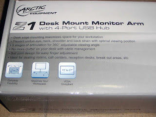 ARCTIC Z1 Desk Mount Monitor Arm