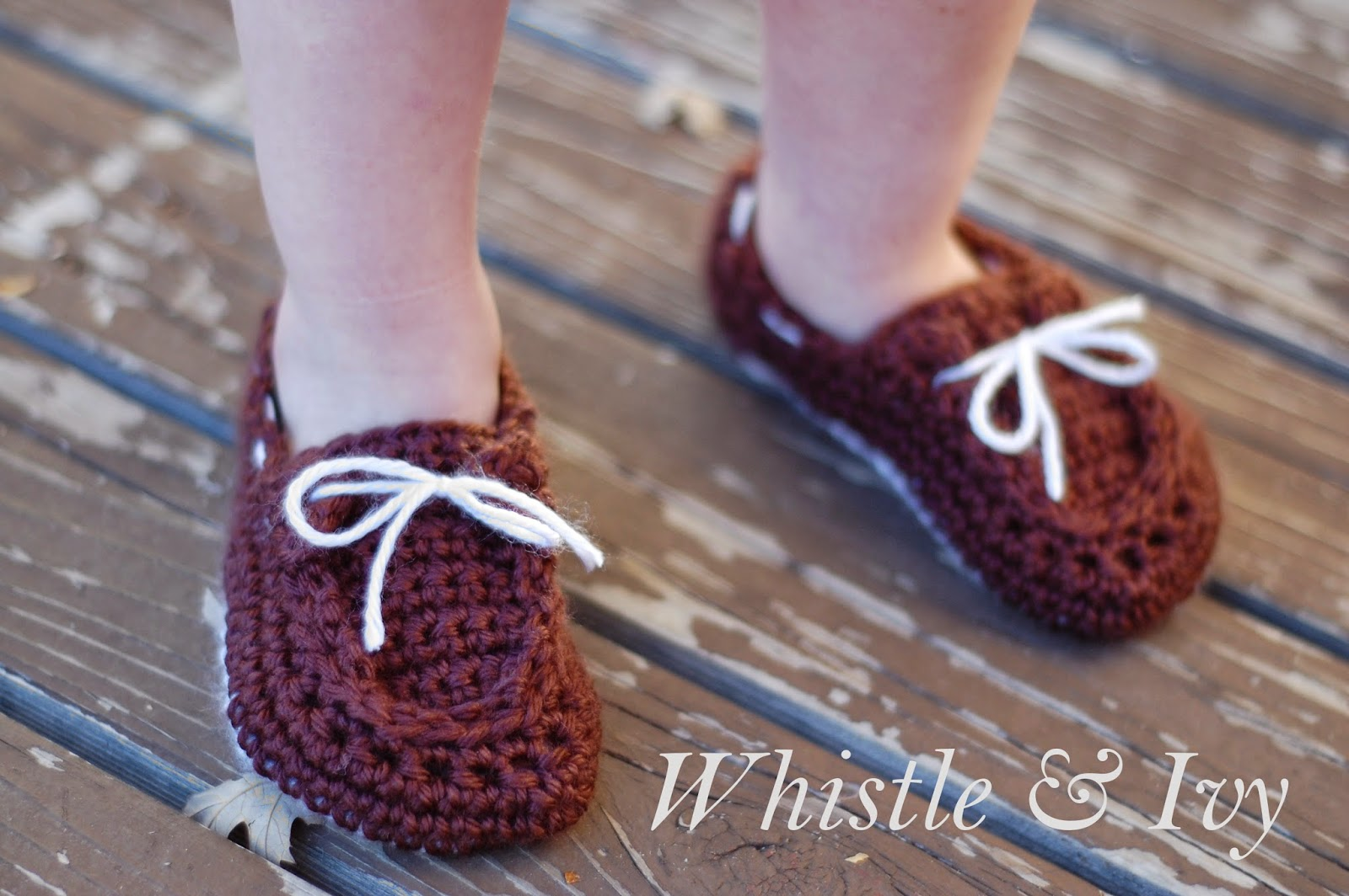Crochet Yacht Patterns : Free Crochet Pattern - Toddler Boat Slippers. These adorable slippers ...