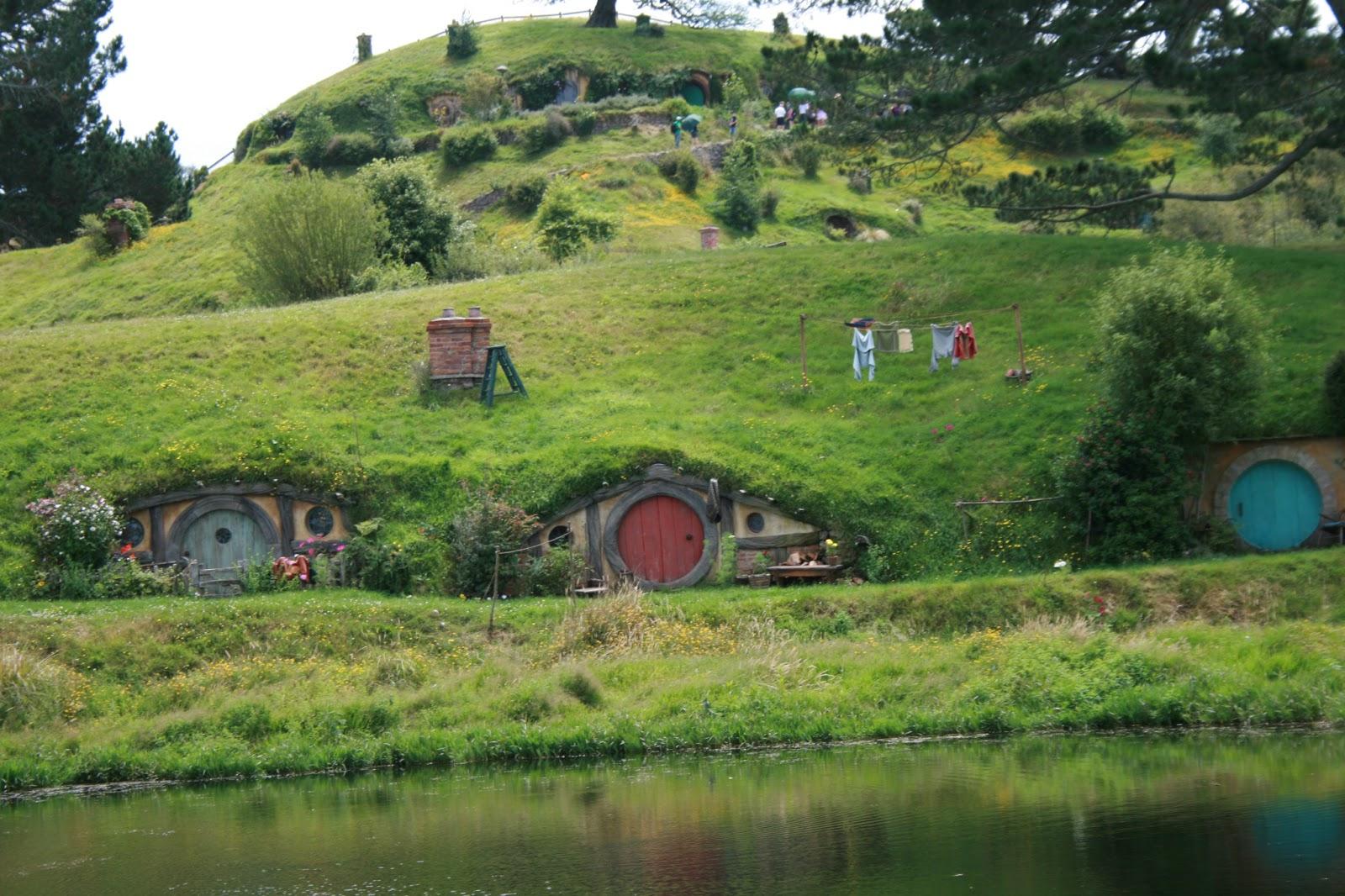 New Zealland Hobbit Homes For Sale
