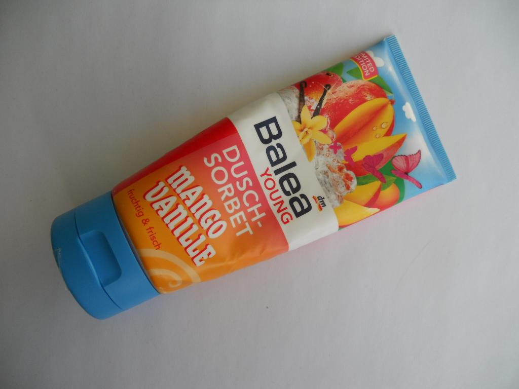 Latina riecht nach mango