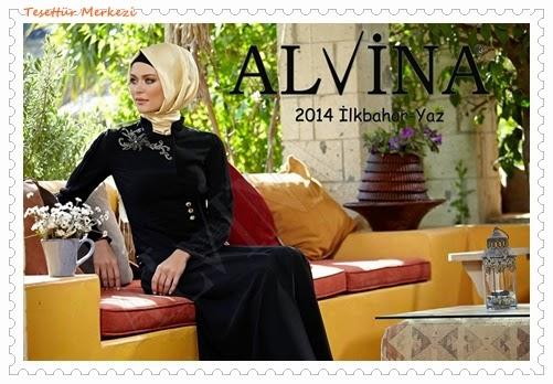 Alvina 2014 İlkbahar Yaz Kolleksiyonu