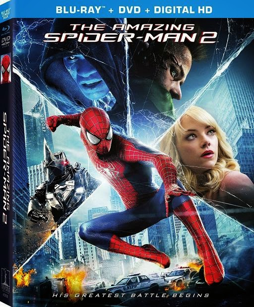 Solo Audio Latino The Amazing Spider-Man 2 (2014) AC3 5.1 ch 648MB (Audio Reparado)