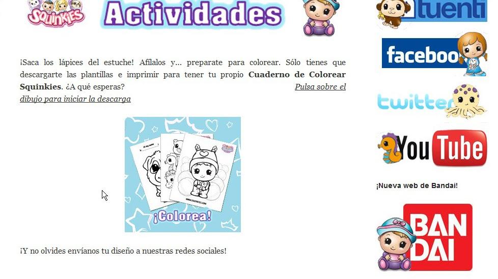 Squinkies | Area Infantil