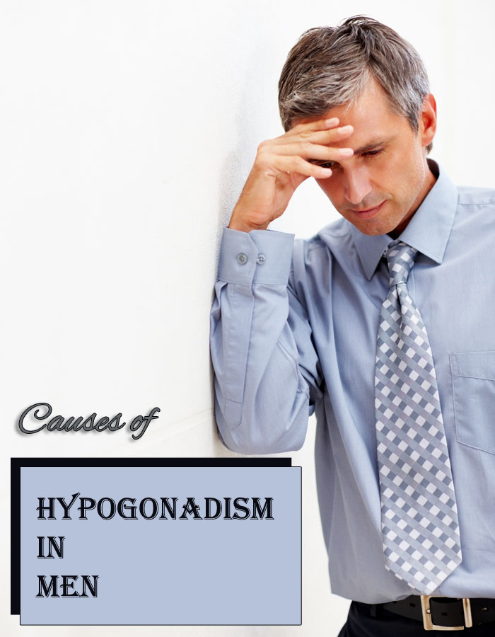 Causes of Hypogonadism in Men - Health Guide