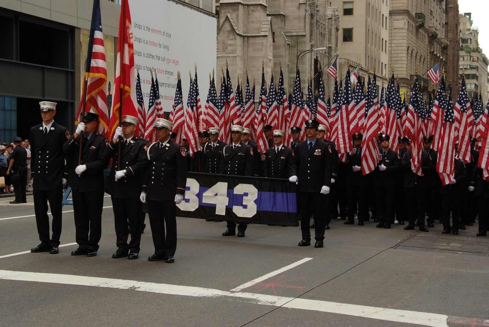 343 A Tribute to the Fallen Firefighters of 911  Fire