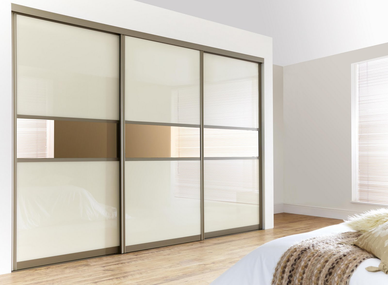 Advantages of using a aluminium sliding door for Sliding cupboard doors
