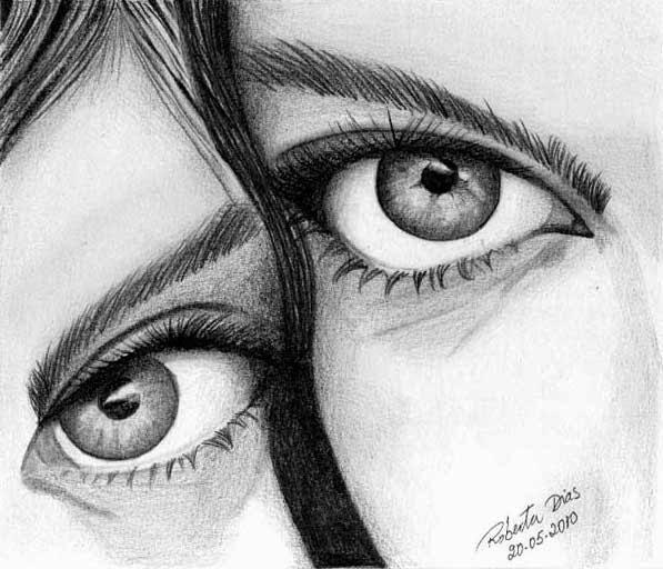 Olhar  além dos olhos!