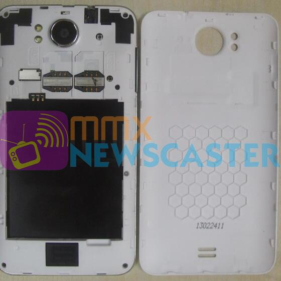Micromax A111 Leaked Images