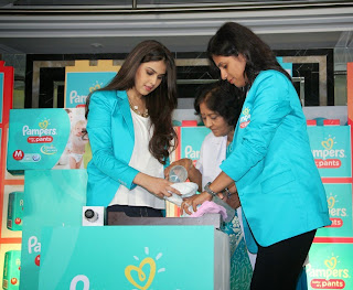 Genelia Latest Pictures in Jeans at Pampers Pants Promotion ~ Celebs Next
