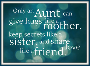 Aunt Quotes and Sayings