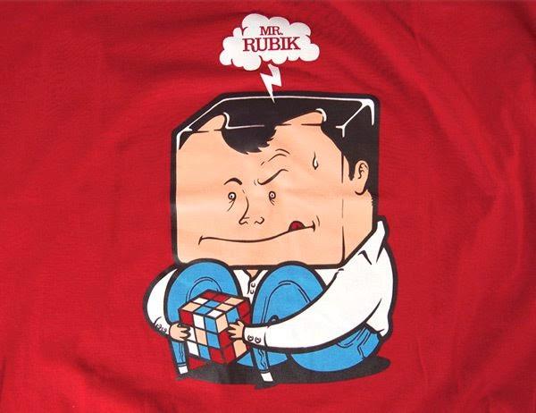 Mr Rubik