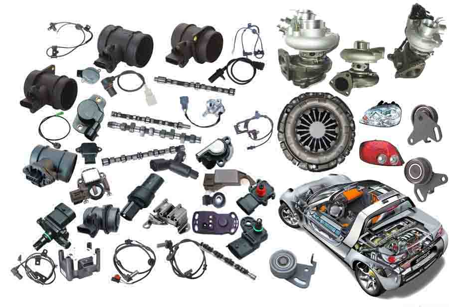 Best Car Models & All About Cars: Auto Parts Of The Future