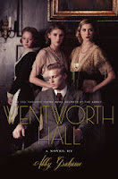 book cover of Wentworth Hall by Abby Grahame published by Simon Schuster