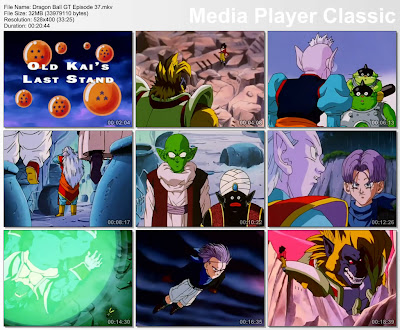 Download Film / Anime Dragon Ball GT Episode 37 Bahasa Indonesia