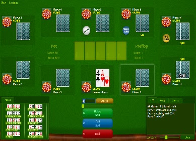 Game poker di blackberry