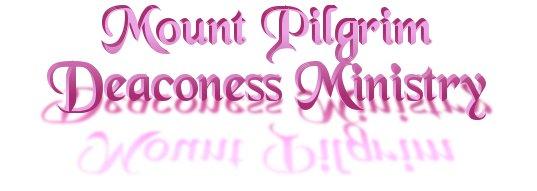 Mount Pilgrim Deaconess Ministry