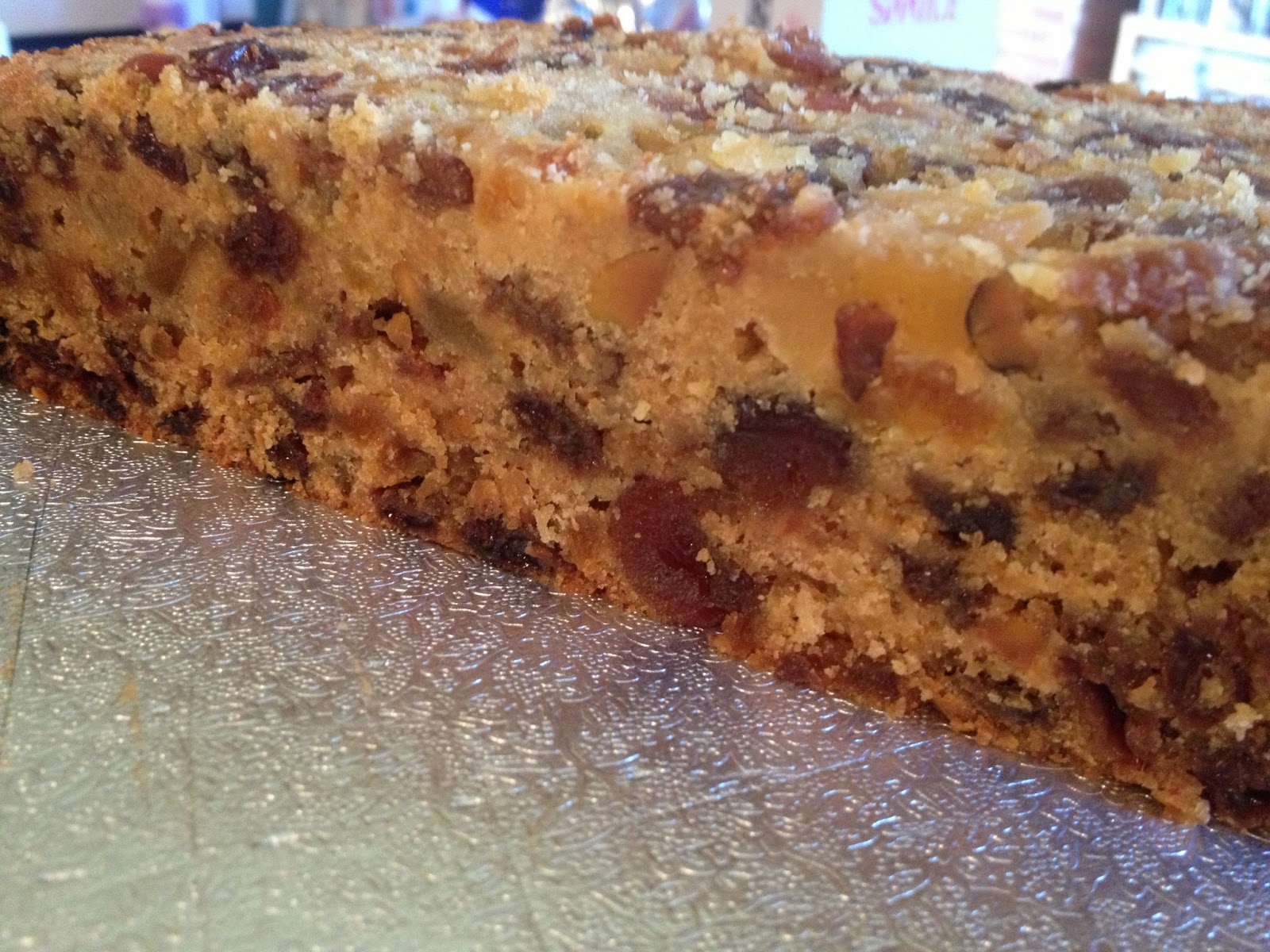 A Kick At The Pantry Door Light Summer Style Fruit Cake and Two