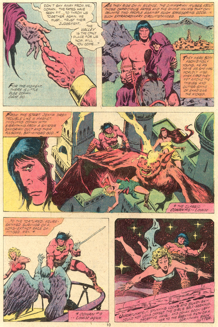 Conan the Barbarian (1970) Issue #118 #130 - English 8