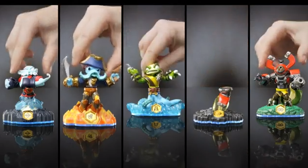 new Skylanders game will be coming out on all Nintendo platforms