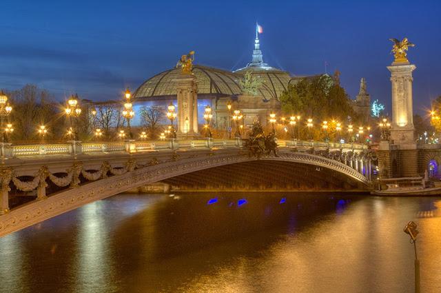 Pont Alexandre II- Paris