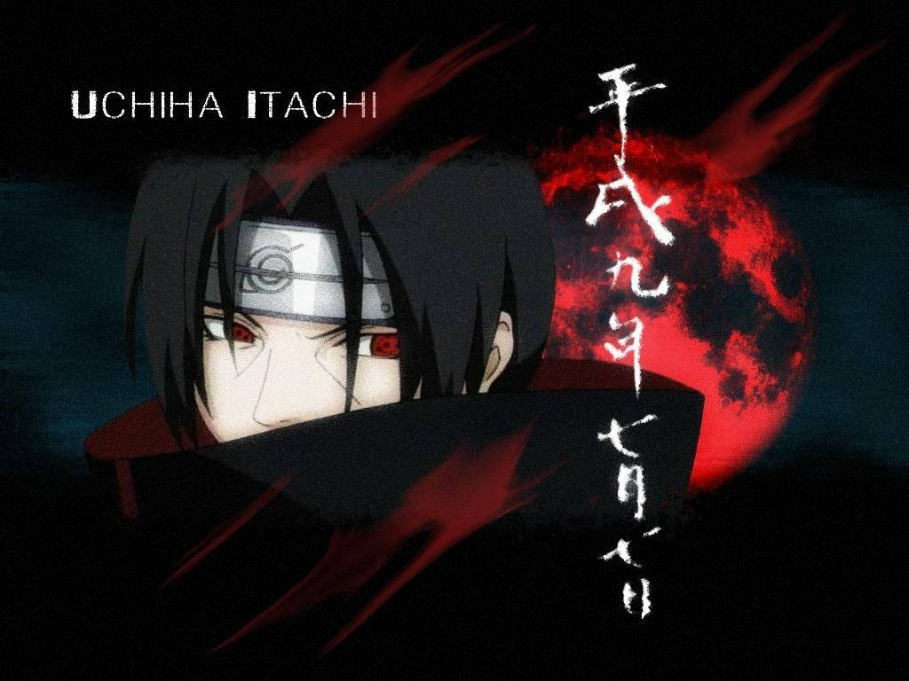 Itachi Uchiha Akatsuki Animation: Itachi Uchi...