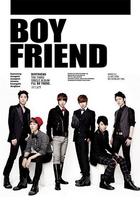 Boyfriend 'I'll Be There'
