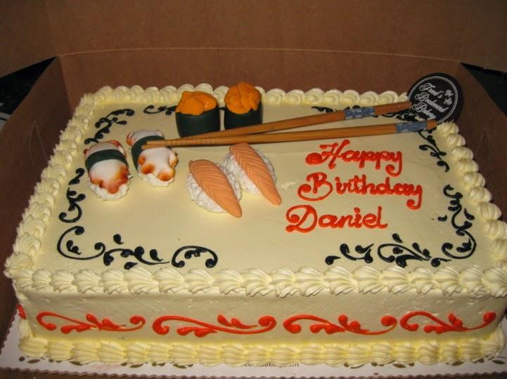Birthday Cakes For Daniel