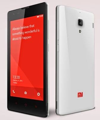 Xiaomi Redmi Note Smartphone features