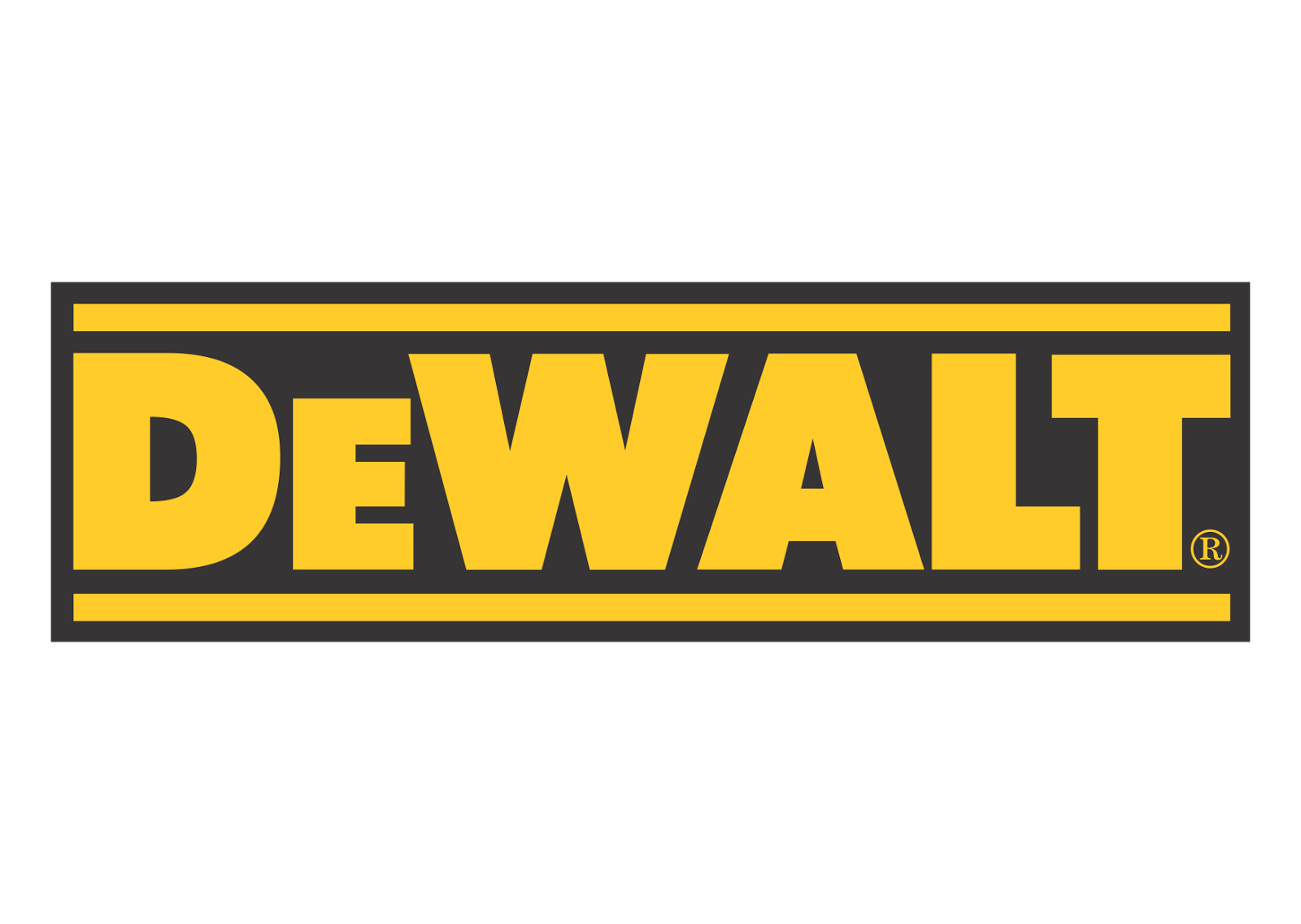 Dewalt Logo Vector download free