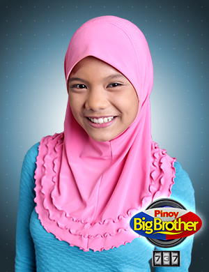 Ailah Antopina evicted from Pinoy Big Brother house