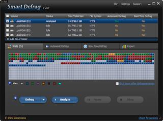 تحميل تنزيل برنامج تصليح الهارد ديسك Download Free Program Smart Defrag 2 Direct Link برابط مباشر