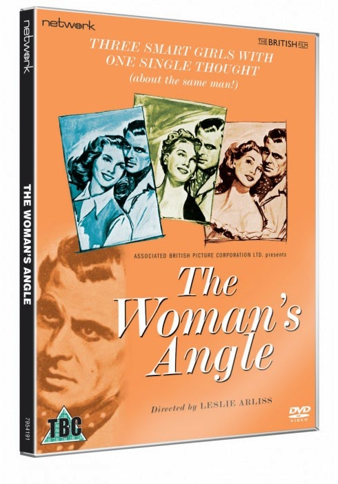 THE WOMAN'S ANGLE FROM NETWORK .. RELEASED NOVEMBER 10TH..
