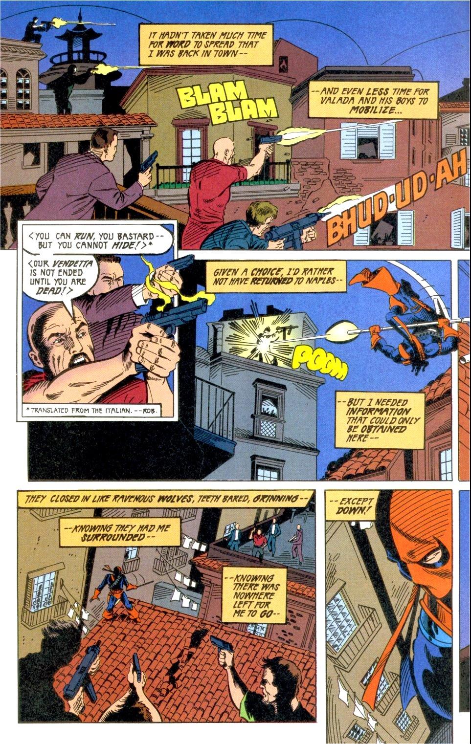Deathstroke (1991) Annual 2 #2 - English 8