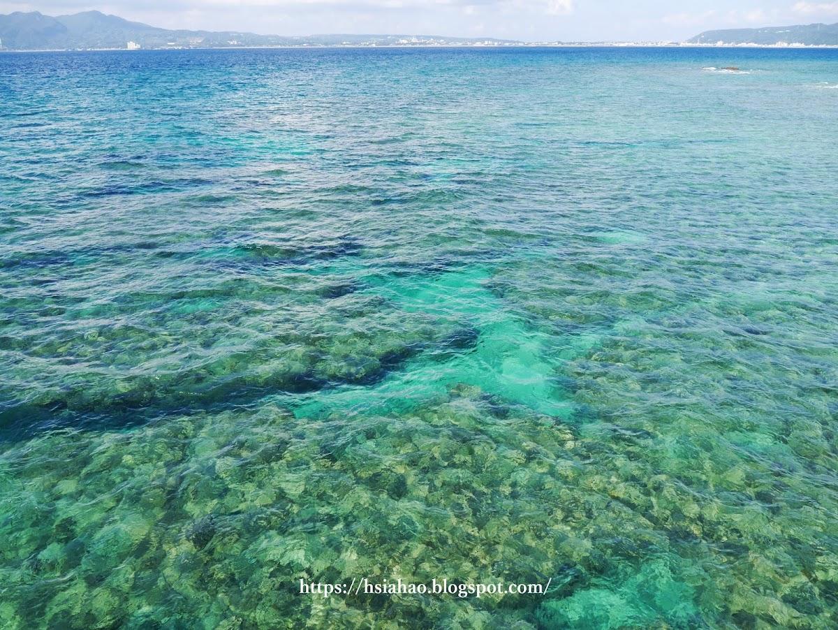 沖繩-海洋-景點-部瀨名海中公園-海中展望塔-玻璃船-ブセナ海中公園-自由行-旅遊-Okinawa-busena-park
