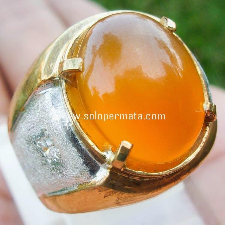 Batu Permata King Keladen Golden Supreme