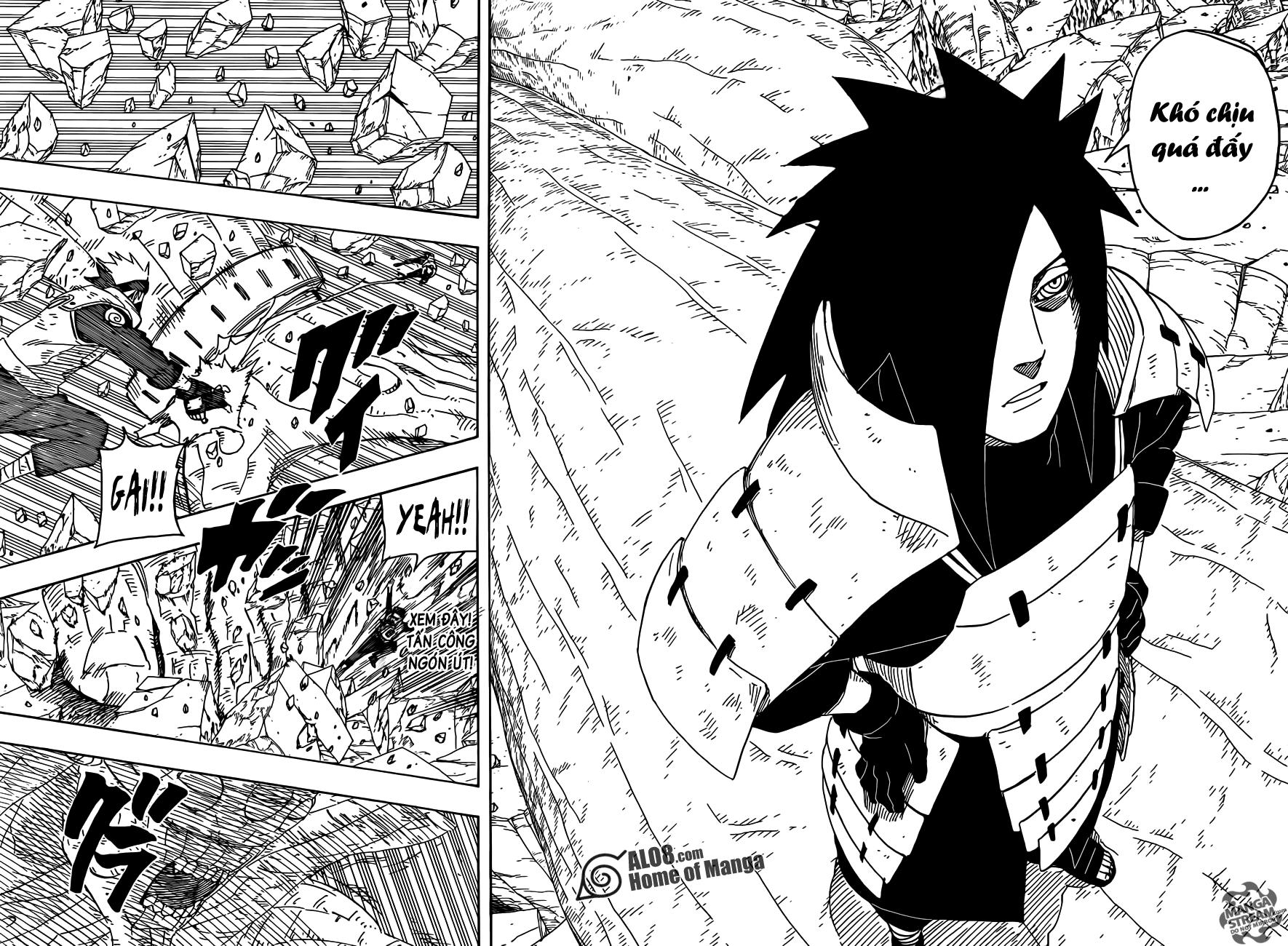 Naruto chap 592 Trang 6 - Mangak.info