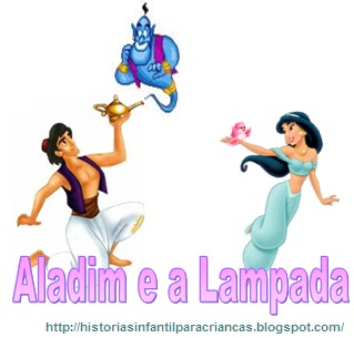 Aladim e a Lampada Aladim_e_a_lampada