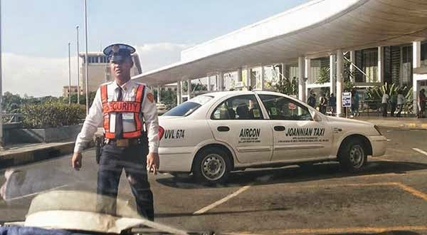 NAIA Security Guard, Taxi Driver's 'Modus'