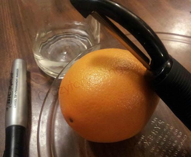 DIY -Citrus extracts cfi