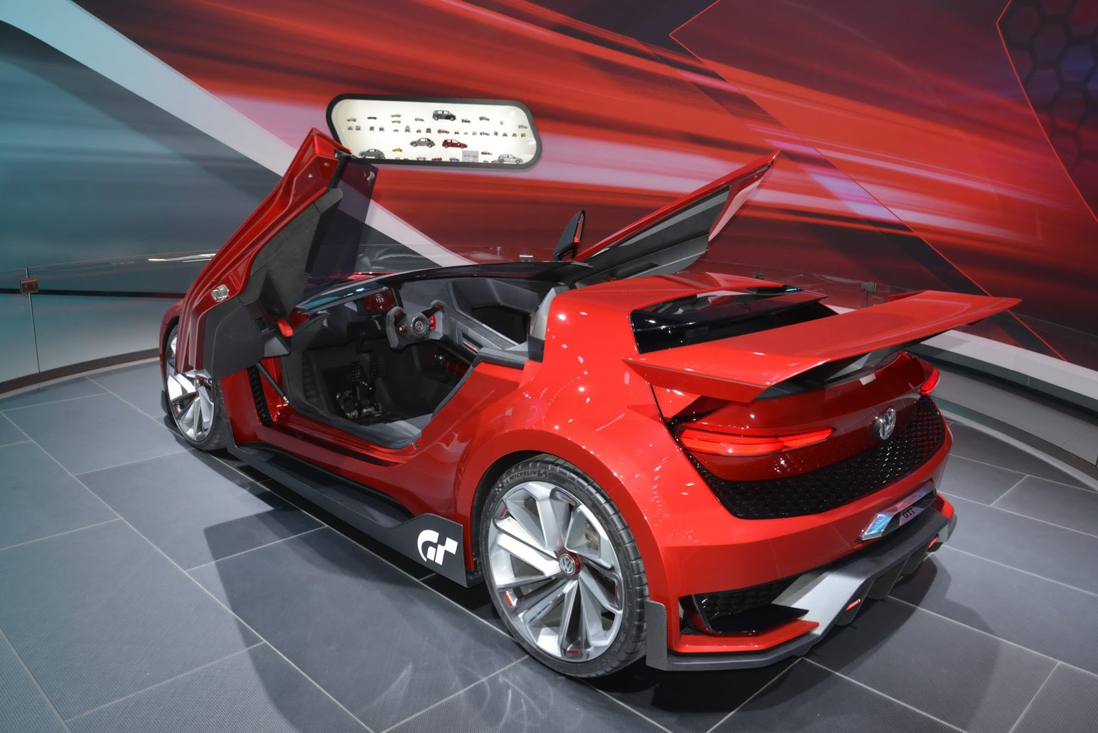 Vw S Gti Roadster Concept Would Make For An Awesome Scirocco Carscoops