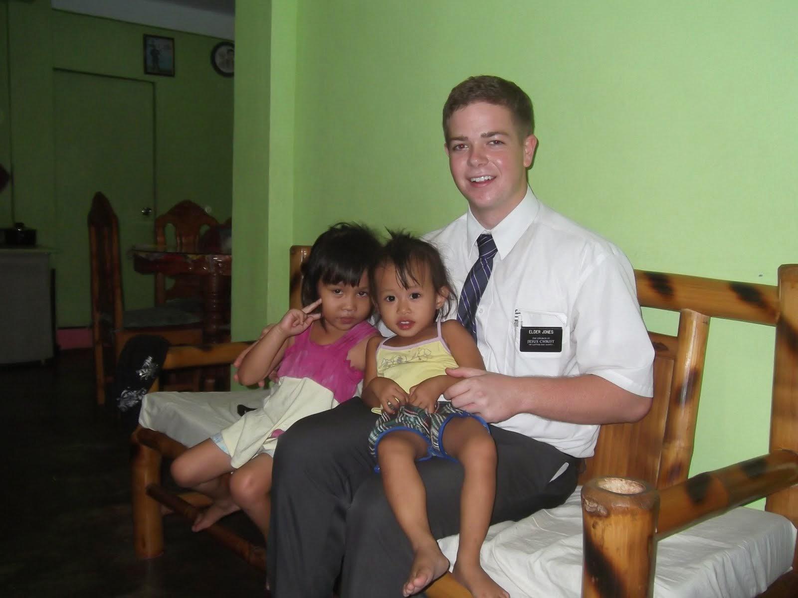 mac and kids