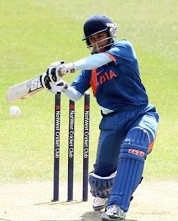 Indian Women Cricket Player Poonam Raut