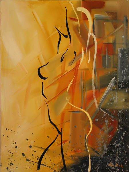 Elaine Murphy - Irish Fashion painter