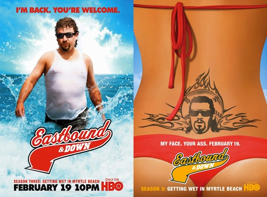Eastbound and Down - Renewed for season 4 after all !